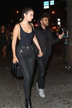 The Weeknd Breaks Up With Girlfriend Bella Hadid,says it's Mutual | Creebhills