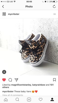 Baby Vans, Newborn Outfits, Vans Classic Slip On, Sneakers, Shoes, Fashion, Tennis, Moda, Slippers