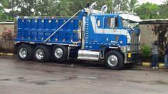 Ja Heavy Duty Trucks, Big Rig Trucks, Dump Trucks, New Trucks, Heavy Construction Equipment, Heavy Equipment, International Harvester Truck, Truck Paint, Custom Big Rigs
