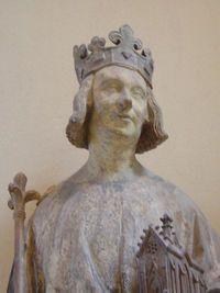 Jitka/Bona Lucemburská, dcera Jana Lucemburského, krále českého a polského, hraběte lucemburského, manželka Jana II. Francouzského, krále francouzského