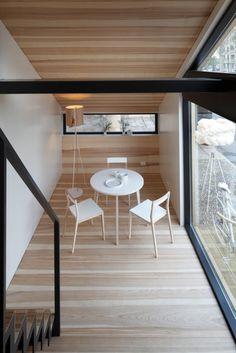 Esclise Mobile Design Home by Arhitektu Birojs Arhiidea