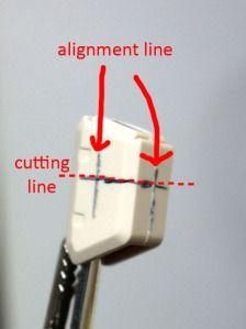 How to lengthen parts | Kusakusa Gunpla