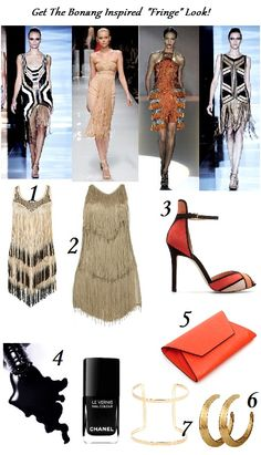 Get a Great Gatsby inspired look