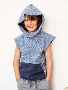 Sleeveless Sweatshirt 10/2013 $5.99