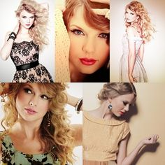 i love taylor swift and her clothes! <3