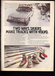 Volvo 240 GT ad