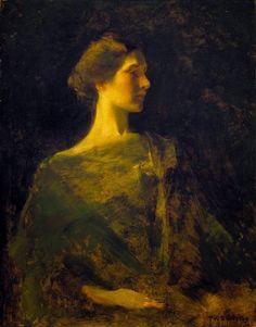 Thomas Wilmer Dewing(1851ー1938)