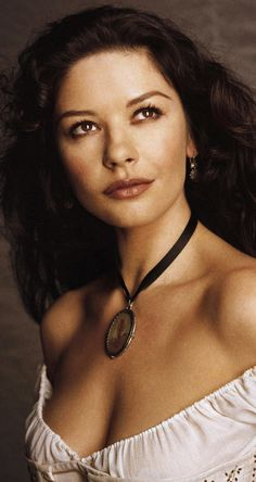 Catherine Zeta Jones - 'The Mask of Zorro', 1998.
