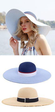 69488bdd8ce 18 Big Sun Hats Under  30 on Amazon Perfect for the Beach. Fashion HatsBaseball  CapsSun ...