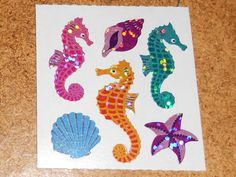 Sandylion Stickers, i have these on my door