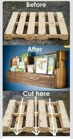 Pallet projects More