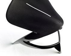 Carbon fibre  stool