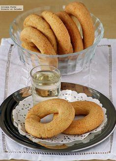 Receta de galletas o roscos bussolà buranelli. Con fotos paso a paso, consejos y sugerencias de degustación. Recetas italianas. Recetas de galletas. Dulces
