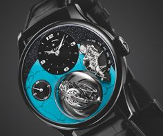 Zenith presents the new Academy Christophe Colomb, a watch that pays a tribute to the first century explorer, and its brand ambassador, Felix Baumgartner. Felix Baumgartner, Swiss Luxury Watches, Swiss Made Watches, Fine Watches, Watches For Men, Men's Watches, Le Locle, Tourbillon Watch, Tribute