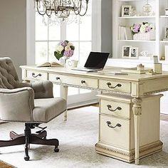 Jameson Coastal Writing Desk - Frontgate