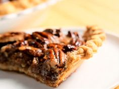 Pecan Pie Recipe : Aarón Sánchez : Food Network - FoodNetwork.com