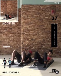 Fitness Workouts, Full Body Hiit Workout, Fitness Workout For Women, At Home Workouts, Workout Videos For Men, Gym Workout For Beginners, Workout Bauch, Muscle Fitness, Workout Challenge