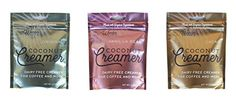 Wander Life Coconut Creamer : Original, Cacao, Vanilla Bean >>> You can get additional details at the image link. Non Dairy Coffee Creamer, Gourmet Recipes, Healthy Recipes, Dairy Free, Vanilla, Coconut, Favorite Recipes, The Originals, Tea Smoothies