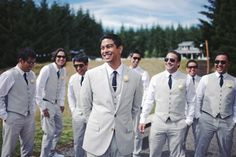 great groomsman shot.