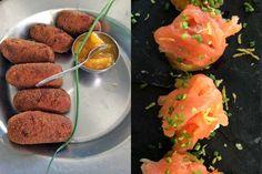Gli squisiti petiscos portoghesi, corrispettivo delle tapas spagnole #Portogallo #foodlovers