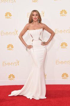 Does Sofia Vergara Deserve an Award For Her Dress Alone?
