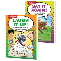 Jokes & Riddles 2-Book Set (2nd Edition)