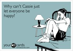 Why can't Cassandra Clare just let everyone be happy?! (Mortal Instruments, Infernal Devices)