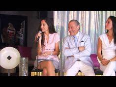 Ariana Soffici - Presentadora y Entrevistadora - TV Show Marbella