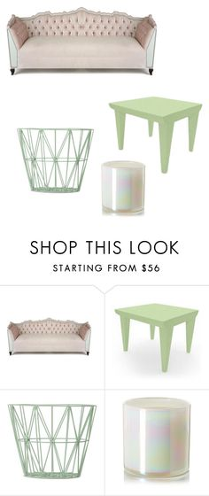 """;)"" by daddy-allahu-akbar ❤ liked on Polyvore featuring interior, interiors, interior design, home, home decor, interior decorating, Haute House, Kartell, ferm LIVING and LAFCO"