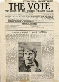 Amelia earhart essay