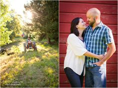 Pam and John Engagement Session - Berkshire, MA - Tricia McCormack Photography