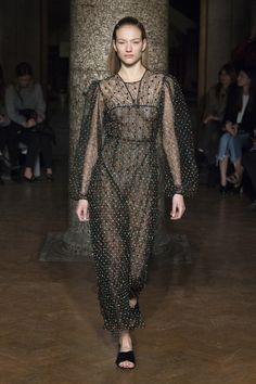 Emilia Wickstead -  Fall 2017 Ready-to-Wear