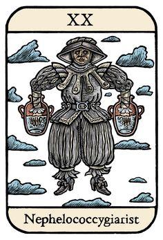 Ellis Nadler: The Cards of U'ut