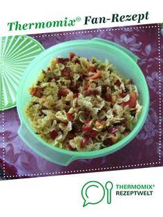 Mango Salat, Noodle Salad, Feta, Cereal, Oatmeal, Grains, Rice, Cooking, Breakfast