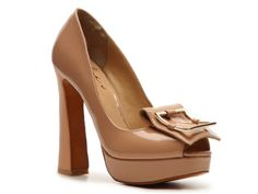 Mark & James by Badgley Mischka Eilene Pump (I'm thinking about you in black patent)