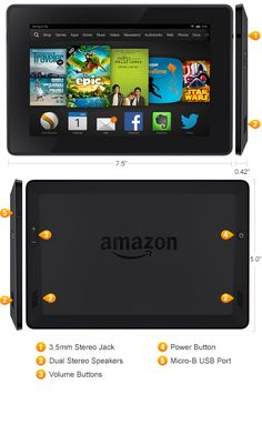 """Kindle Fire HDX 7"""", HDX Display, Wi-Fi, 16 GB - Includes Special Offers (Previous Generation - 3rd) #best #amazon #products #cool #amazon #products #amazon #products #must #have #baby #amazon #products #weird #amazon #products #amazon #products #gadgets #amazing #amazon #products #things #to #buy #on #amazon #products #cute #amazon #products #top #amazon #products #amazon #products #shopping #amazon #products #beauty #amazon #products #gift #ideas #amazon #products #cheap #awesome #amazon…"""