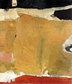 Richard Diebenkorn - Untitled (Albuquerque), 1952 by Jan Lombardi on Flickr.