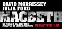 Macbeth David Morrissey and Julia Ford 2011 Everyman