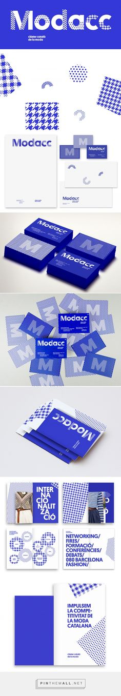 Brand New: New Name, Logo, and Identity for Modacc by Toormix - created via https://pinthemall.net