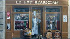 Le pot Beaujolais - LYON
