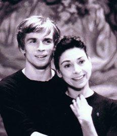 Rudolf Noureyev and Margot Fonteyn