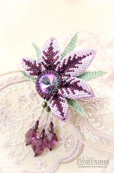 Альбом пользователя PurpleSun: Брошь Элеонора