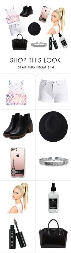 """Vacation"" by fashionpolyvore112num2 ❤ liked on Polyvore featuring Victoria's Secret PINK, Barbour International, Casetify, Bling Jewelry, Little Barn Apothecary, Bobbi Brown Cosmetics and Givenchy"