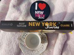 New York Diaries: Claire von Ally Taylor -REZENSION- Buch, Buchblog, Tasse, Pozellan, Buchblogger, deutschsprachig, Rezension, Buchblog, Blog