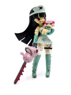 Kidrobot Kaori the Nurse ♥★♥★
