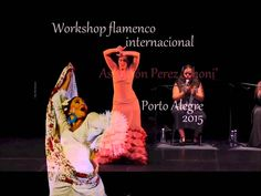 Workshop internacional flamenco 'Choni' em Porto Alegre