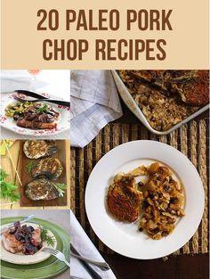 Paleo Pork Chop Recipes