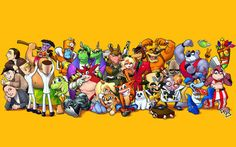 Crash bandicoot era by pey by ~muozubi on deviantART Crash Bandicoot Characters, Rayman Origins, Spyro The Dragon, Soul Art, Cartoon Games, Super Smash Bros, Cool Drawings, Videogames, Spiderman