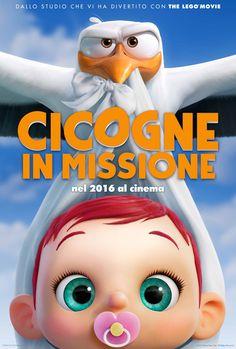 cicogne in missione al cinema ottobre 2016