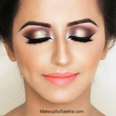 Salehabeauty.com Dramatic Eyes, Puffy Eyes, Pimples, Dark Circles, How To Feel Beautiful, Make Up, Beauty, Makeup, Beauty Makeup